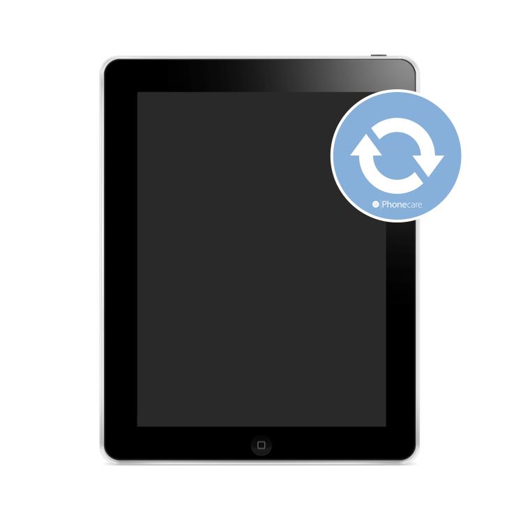 Datenübertragung iPad 1