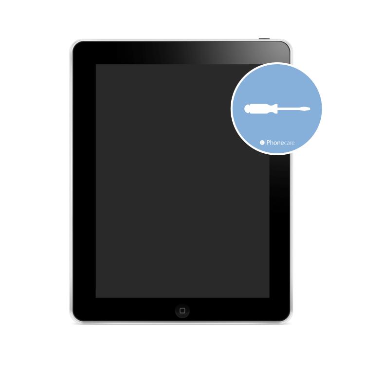 Austausch Powerbutton/Laut-Leiser Taste iPad 1