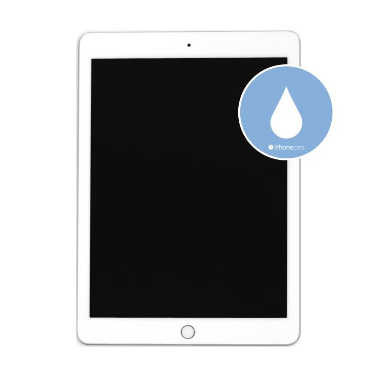 Flüssigkeitsschaden (Diagnose) iPad 5