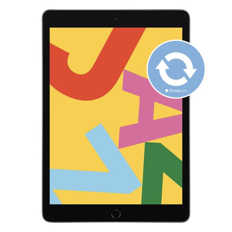 Datenübertragung iPad 7