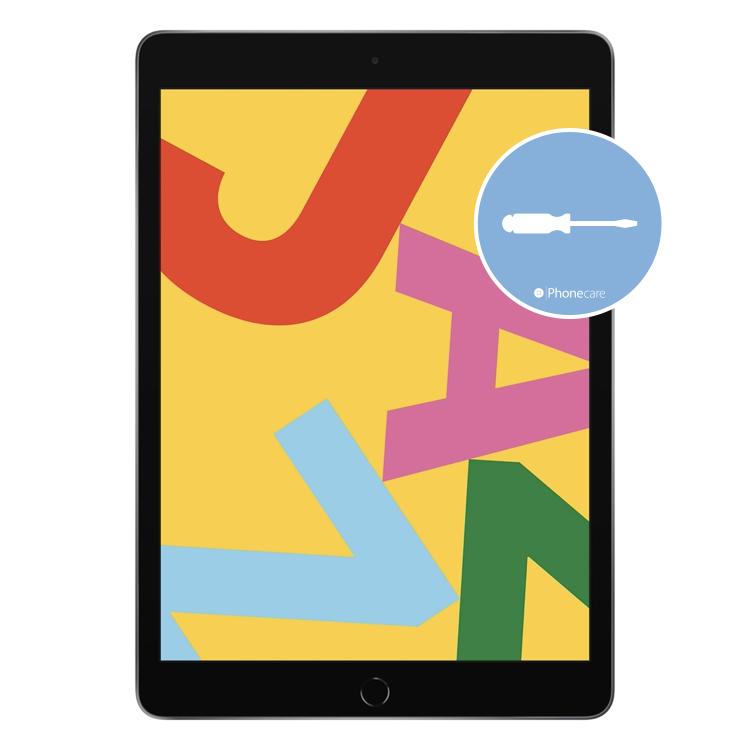 "Austausch Powerbutton/Laut-Leiser Taste iPad 7 (10.2"") (A2197, A2200, A2198)"