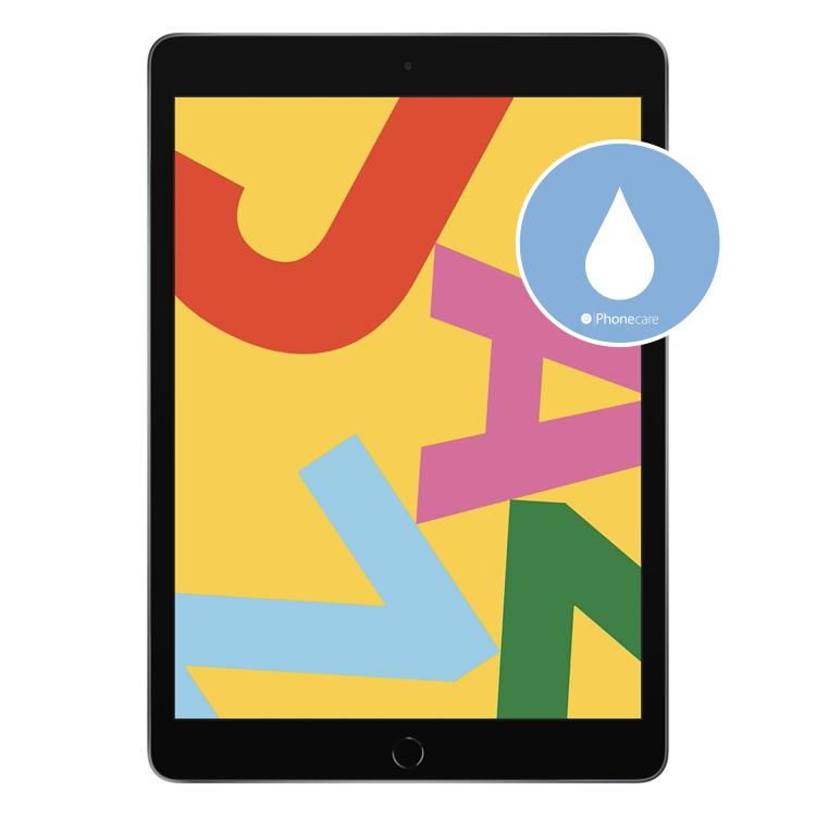 Flüssigkeitsschaden (Diagnose) iPad 7