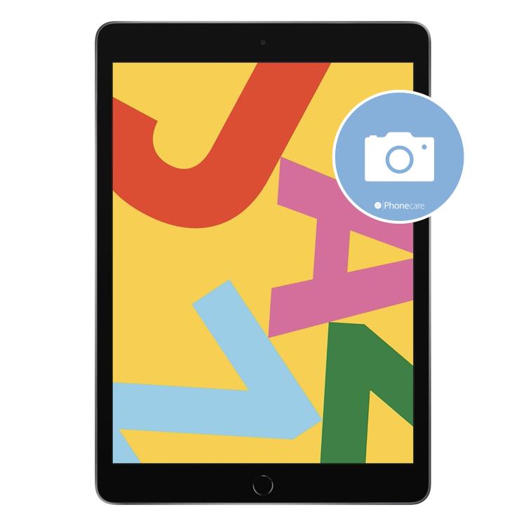 """Austausch Frontkamera iPad 7 (10.2"""") (A2197, A2200, A2198)"""