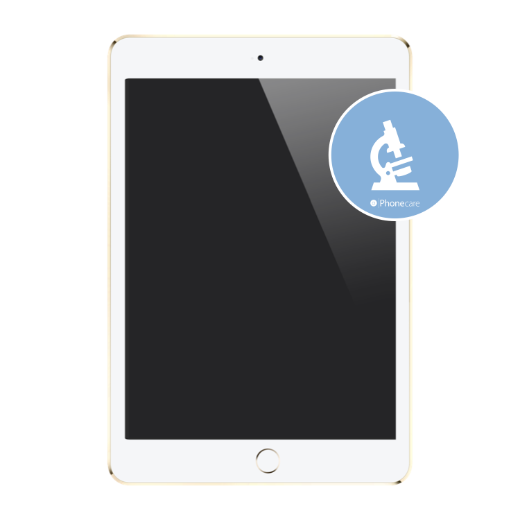 Diagnose iPad Air 2