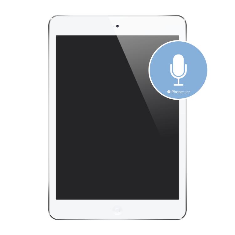 Austausch Mikrofon iPad mini 2