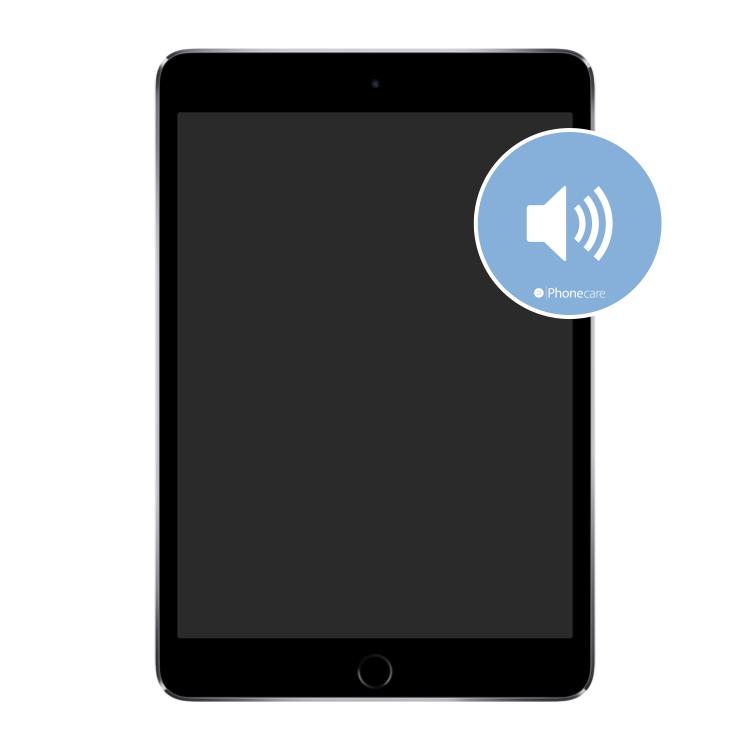 Austausch Lautsprecher iPad mini 3