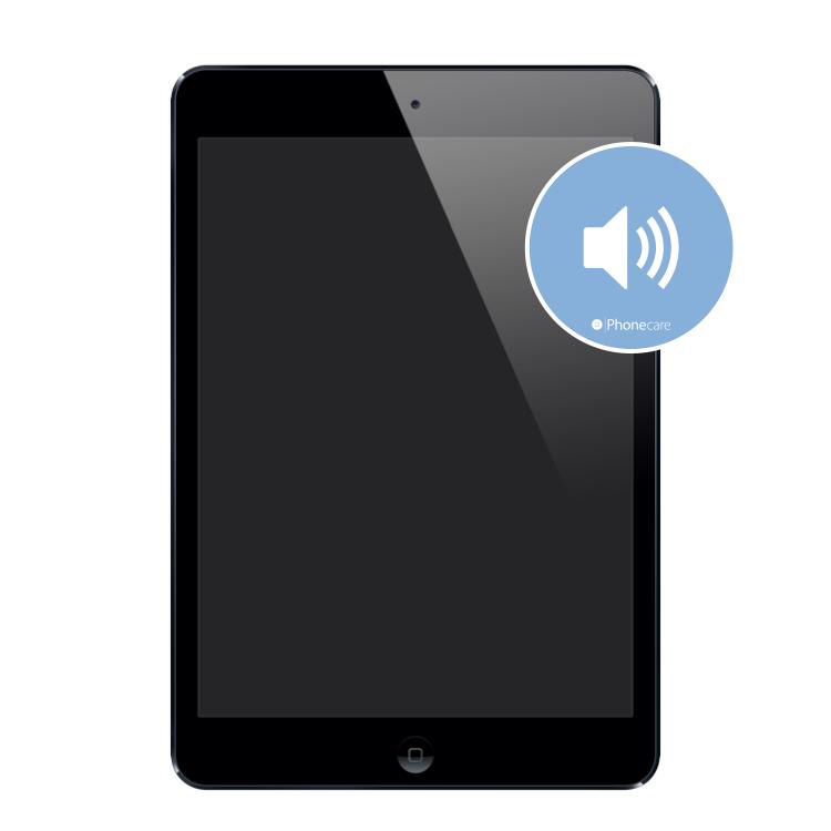 Austausch Lautsprecher iPad mini 1