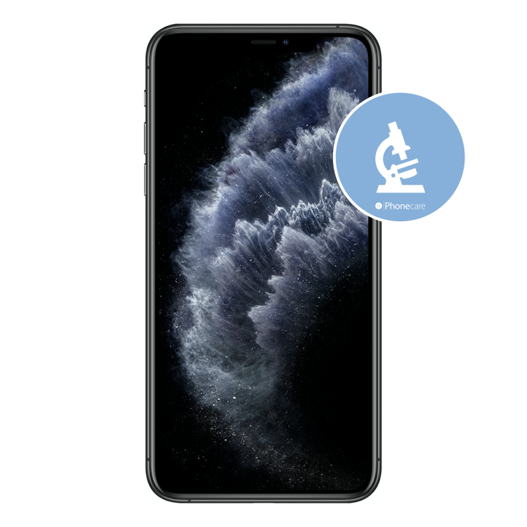 Diagnose iPhone 11 Pro