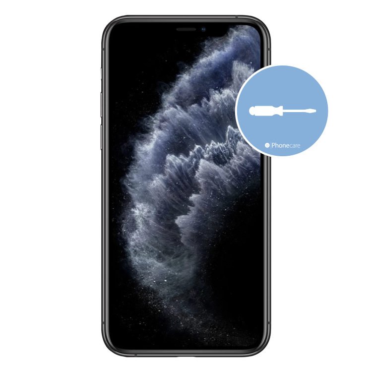 Austausch Powerbutton/Laut-Leiser Taste iPhone 11 Pro Max