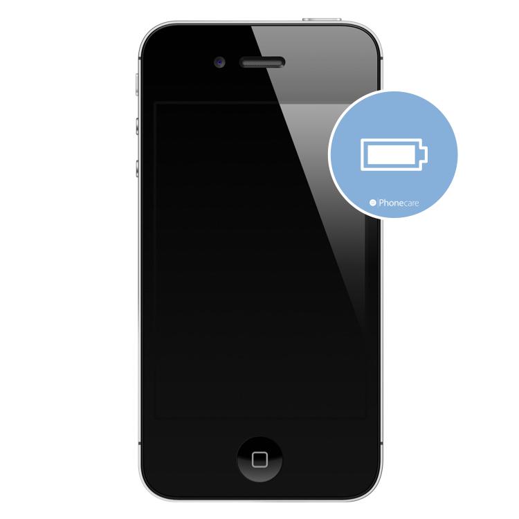 Austausch Akku iPhone 4S