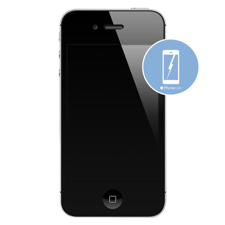 Austausch Displayeinheit iPhone 4S weiß
