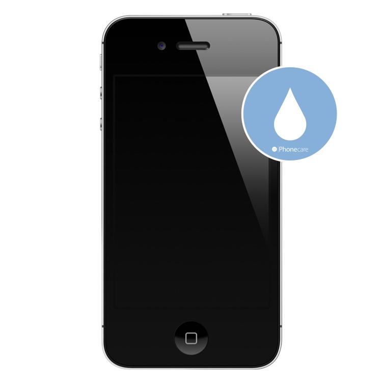 Flüssigkeitsschaden (Diagnose) iPhone 4S