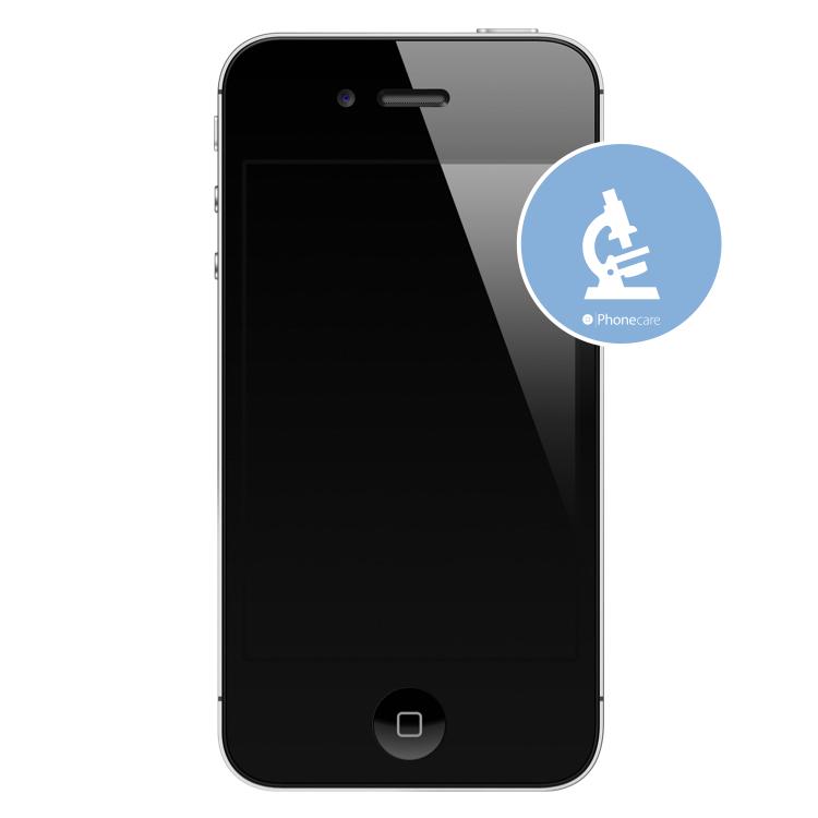 Austausch Battery Connector  iPhone 4S  (Lötarbeit)