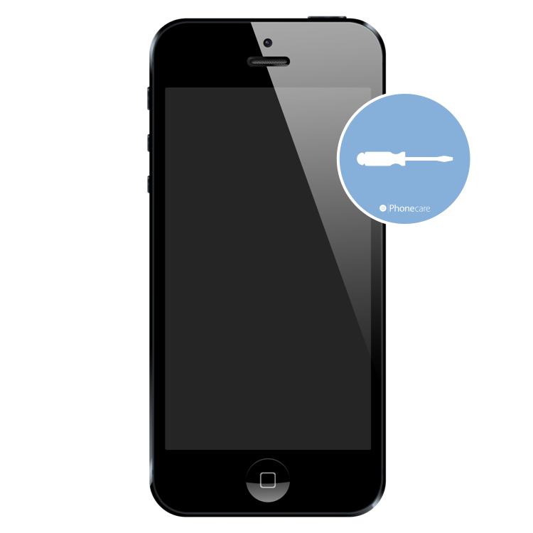 Austausch Backcover iPhone 5 silber