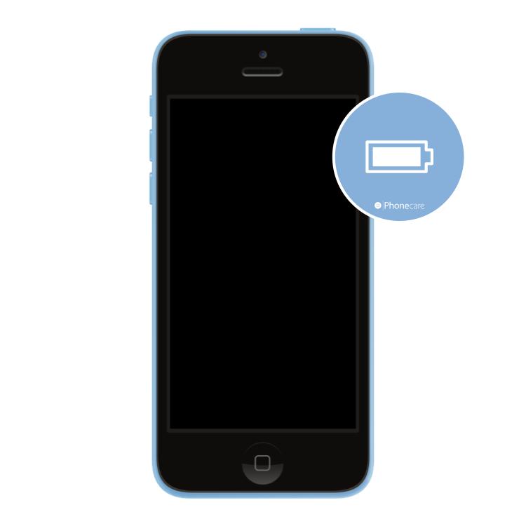 Austausch Akku iPhone 5C