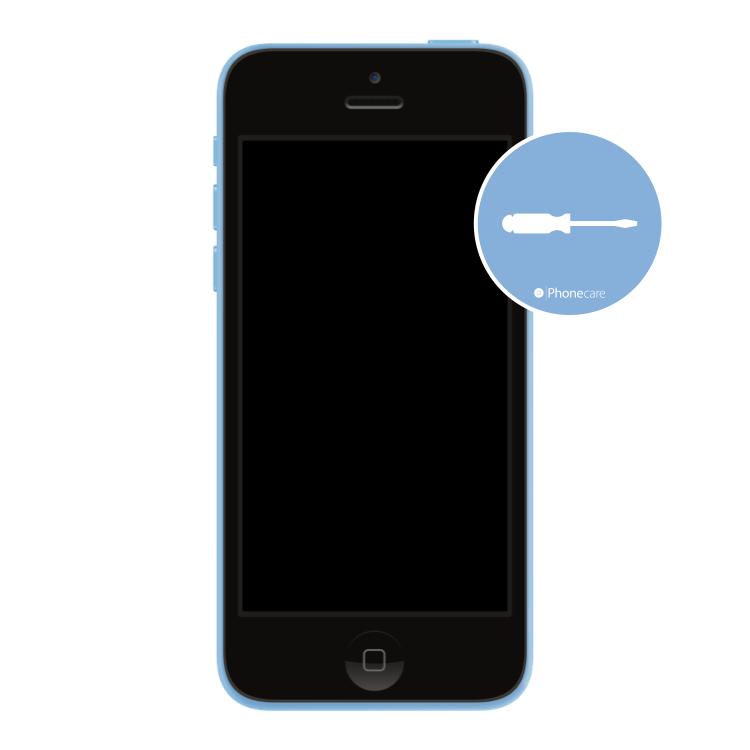 Austausch Powerbutton/Laut-Leiser Taste iPhone 5C