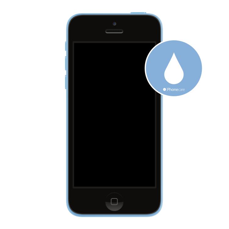 Flüssigkeitsschaden (Diagnose) iPhone 5C