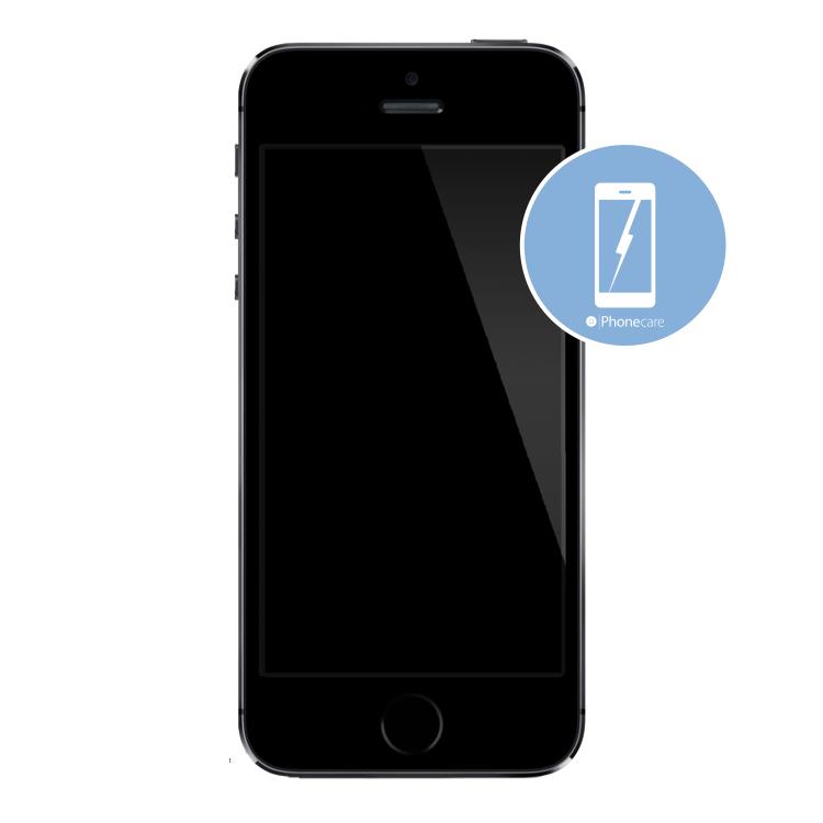 Austausch Displayeinheit iPhone 5S weiß (Nachbauqualität)
