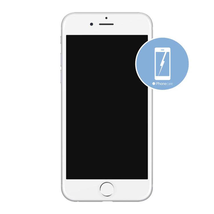 Austausch Displayeinheit iPhone 6 schwarz (Nachbauqualität)