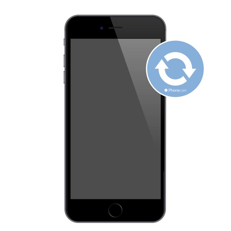 Datenübertragung iPhone 6 Plus