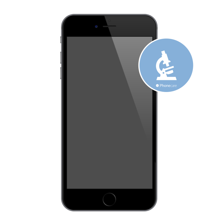 Diagnose iPhone 6 Plus