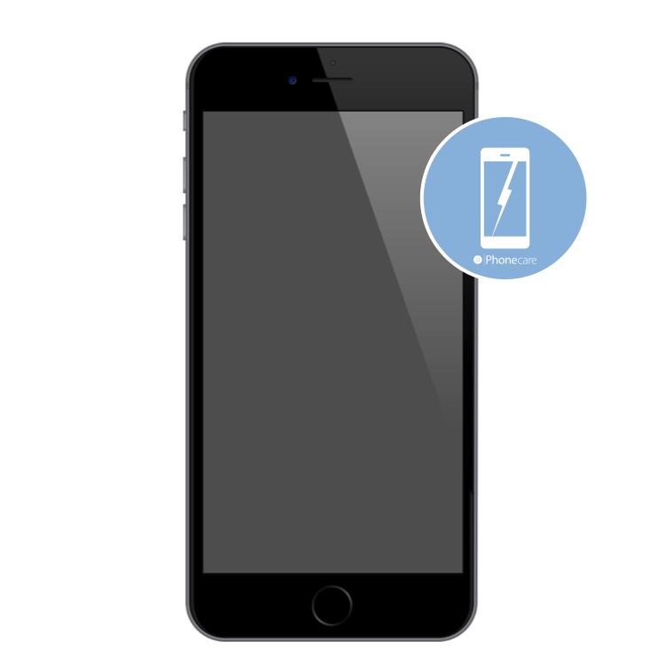 Austausch Displayeinheit iPhone 6 plus weiß (Nachbauqualität)