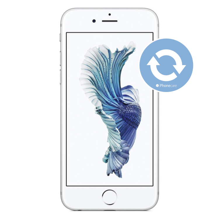 Datenübertragung iPhone 6S