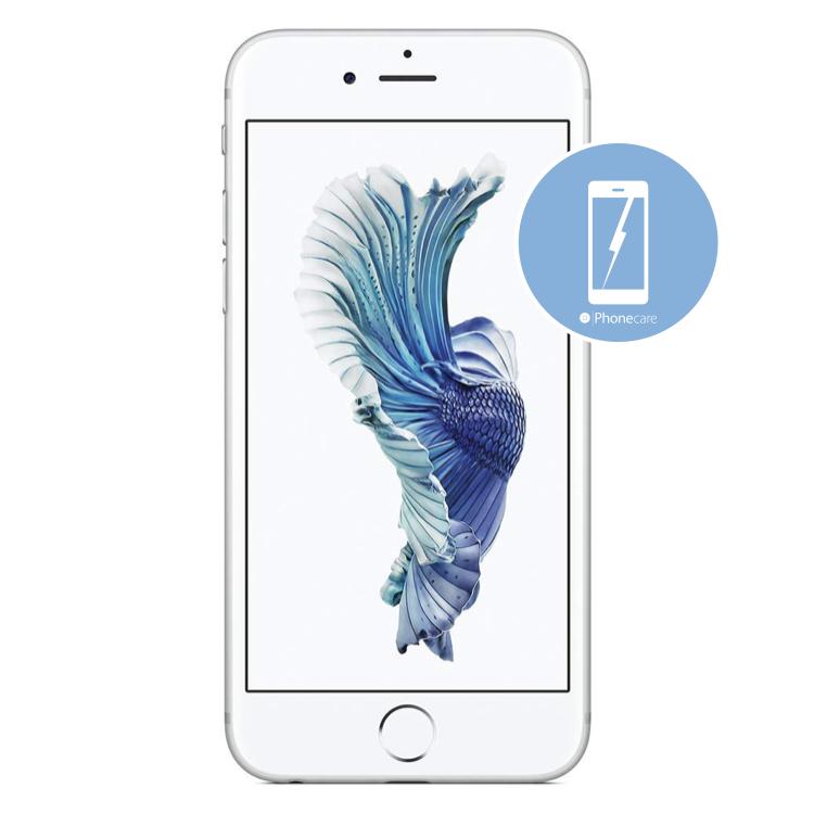 Austausch Displayeinheit iPhone 6S weiß (Nachbauqualität)