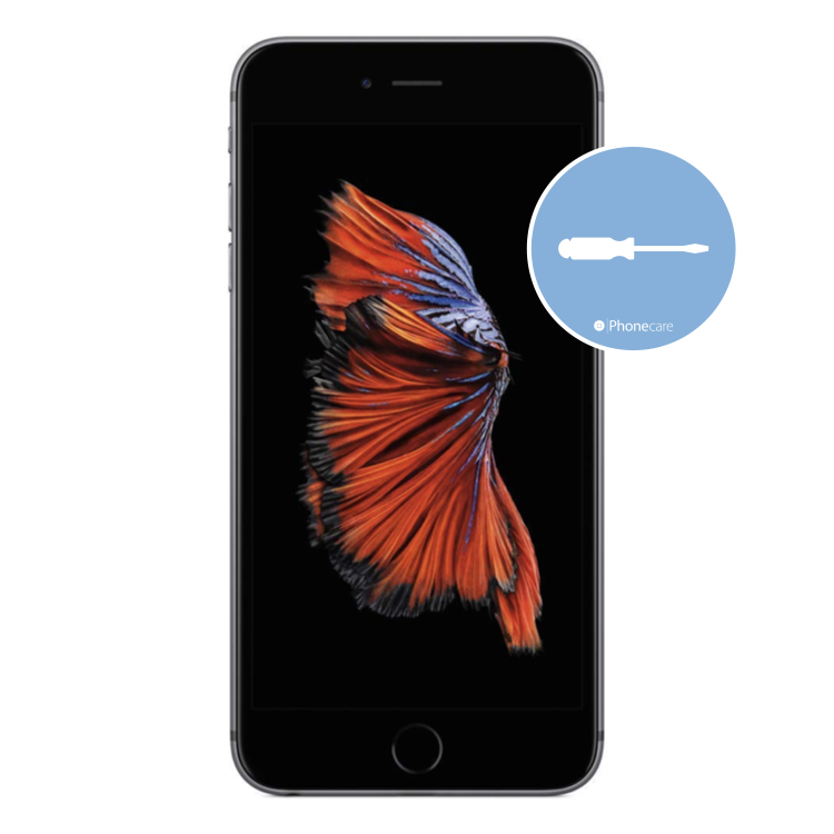 Austausch Backcover iPhone 6S plus