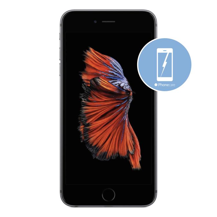 Austausch Displayeinheit iPhone 6S plus weiß (Nachbauqualität)