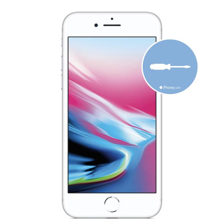 Austausch Backcover iPhone 8 (nur Glas)