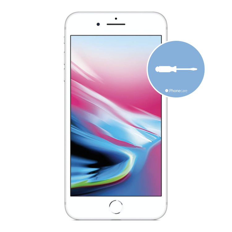 Austausch Powerbutton/Laut-Leiser Taste iPhone 8 plus