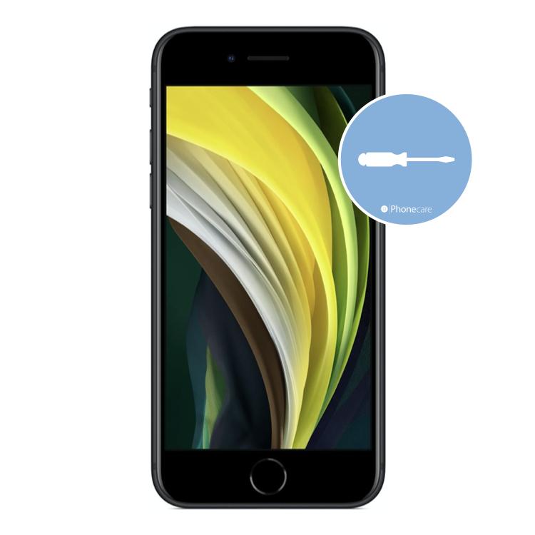 Austausch Backcover iPhone SE 2020 (nur Glas)