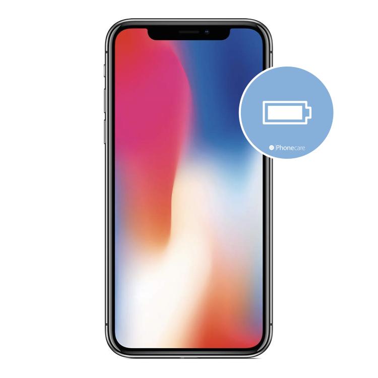 Austausch Akku iPhone X