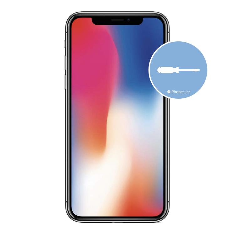 Austausch Backcover iPhone X (nur Glas)