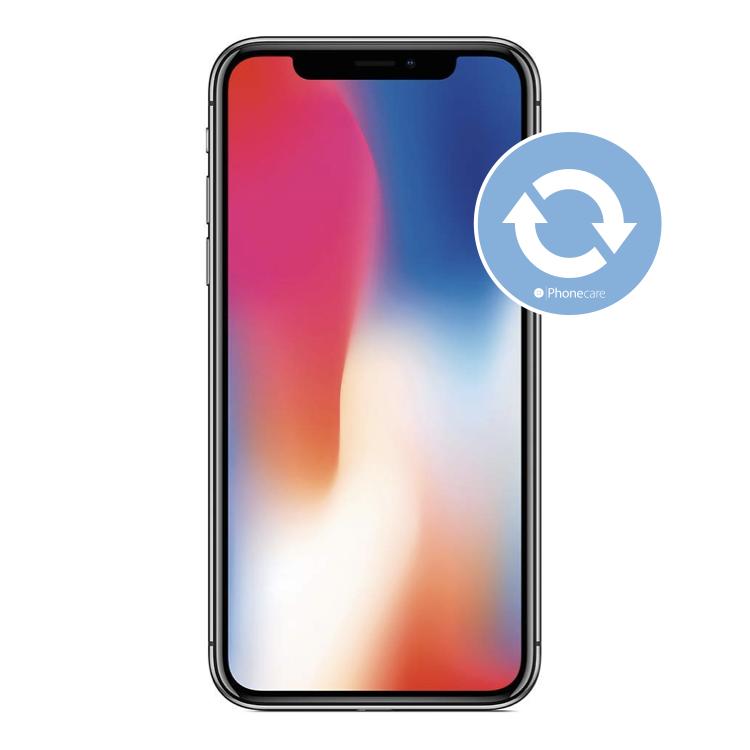 Datenübertragung iPhone X