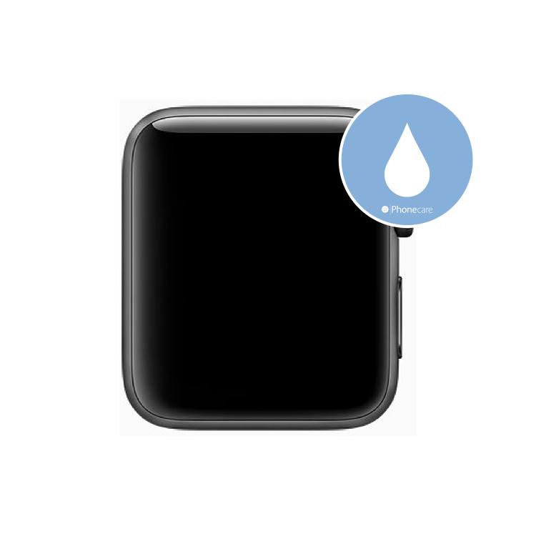 Flüssigkeitsschaden (Diagnose) Apple Watch 2