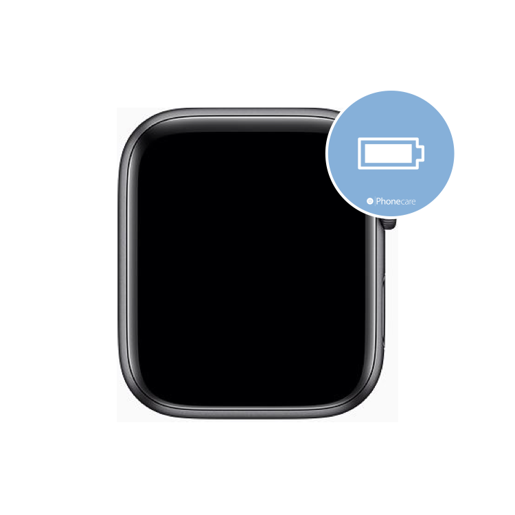 Austausch Akku Apple Watch 6 (44mm) A2292/A2294/A2376