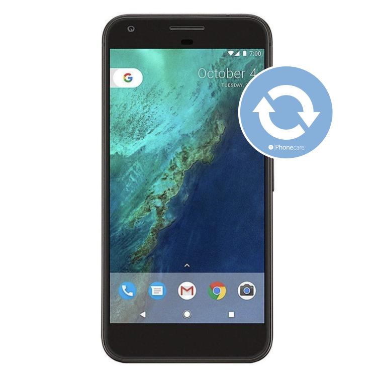 Datenübertragung Google Pixel 1 XL
