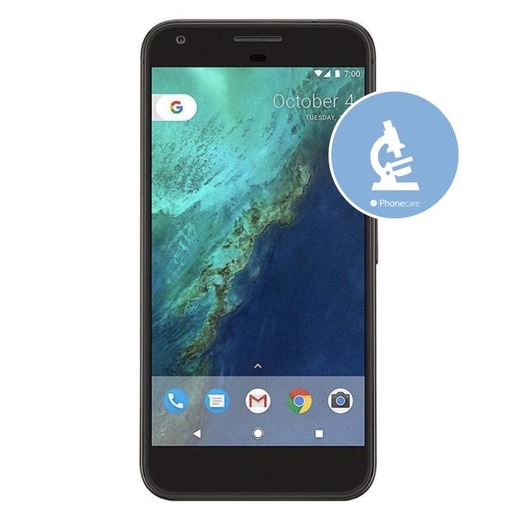 Diagnose Google Pixel 1 XL