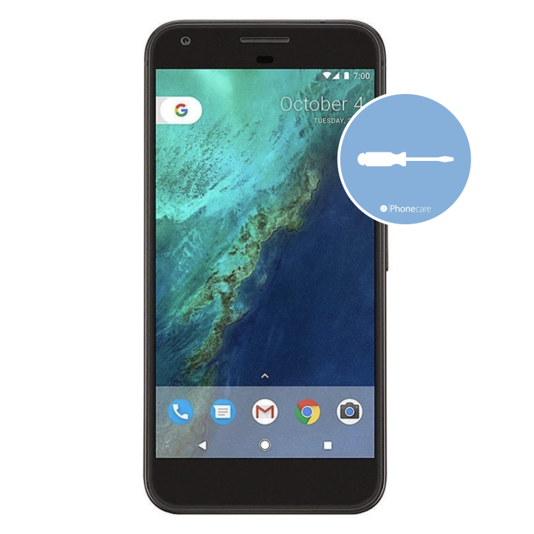 Austausch Powerbutton/Laut-Leiser Taste Google Pixel XL (G-2PW2200)