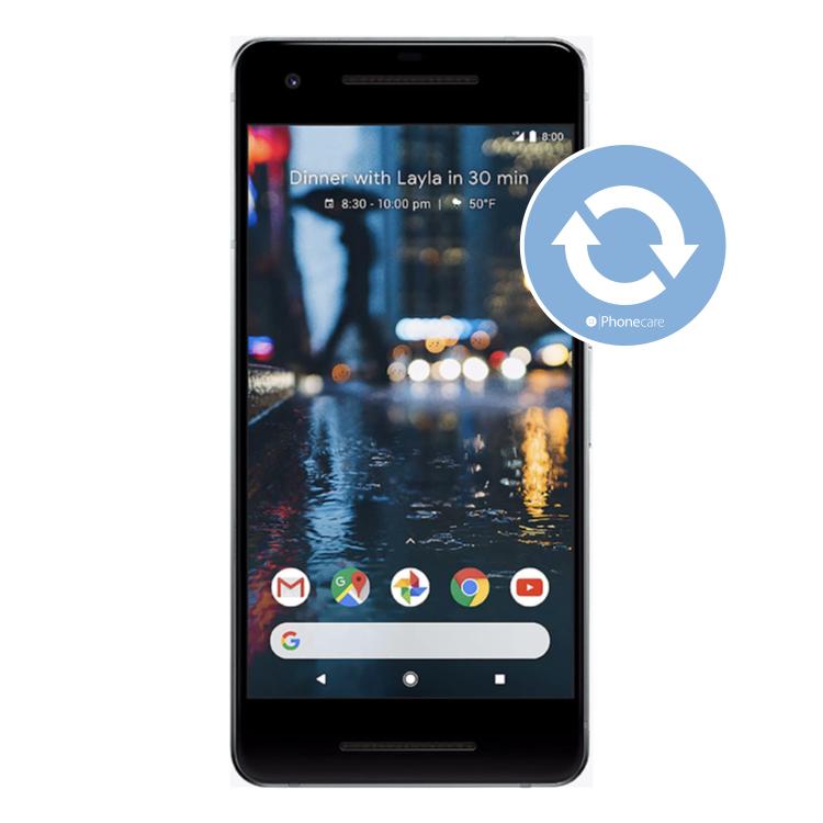 Datenübertragung Google Pixel 2