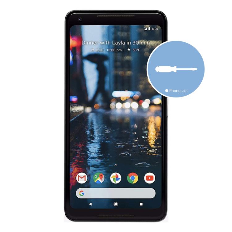 Austausch Backcover Glas Abdeckung Google Pixel 2 XL (G011C)