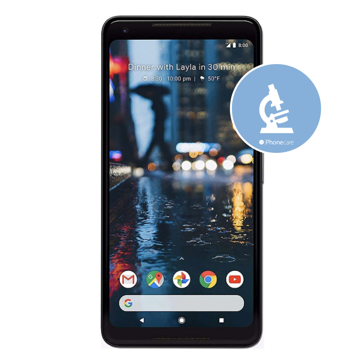 Diagnose Google Pixel 2 XL