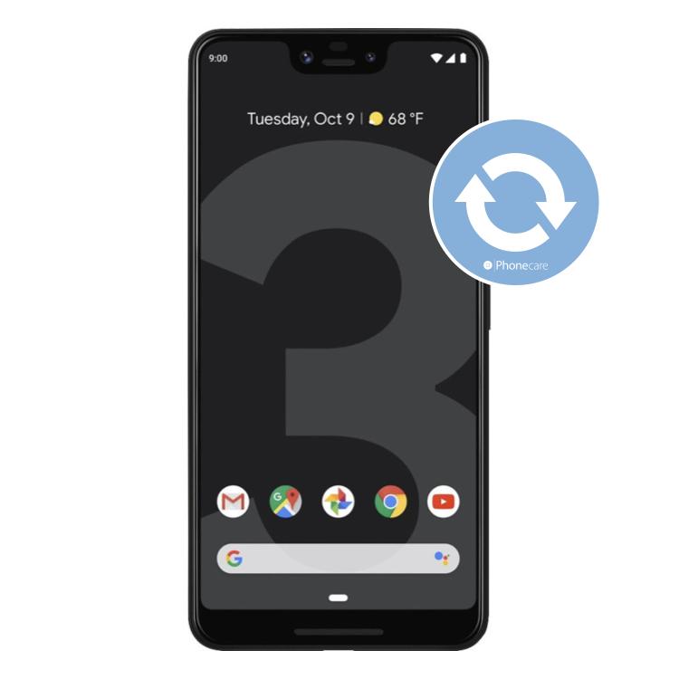 Datenübertragung Google Pixel 3 XL