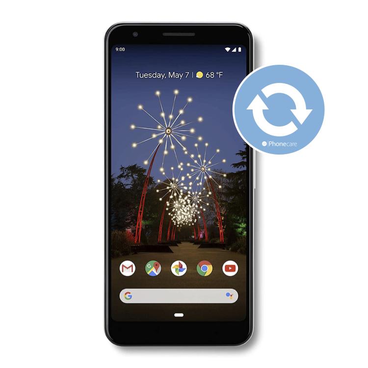 Datenübertragung Google Pixel 3a