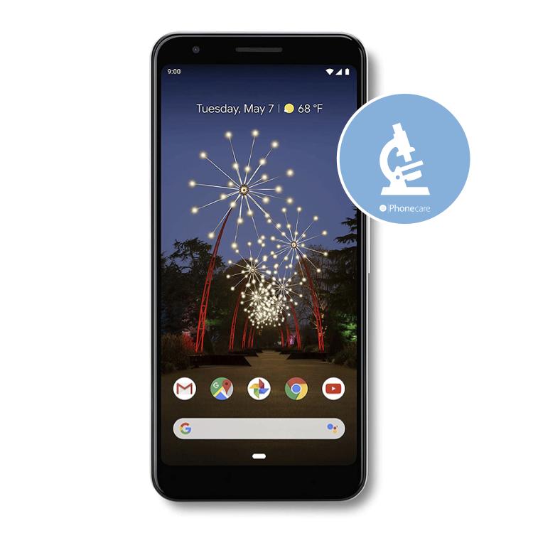 Diagnose Google Pixel 3a