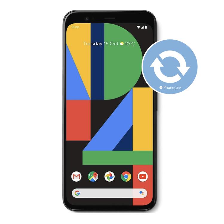 Datenübertragung Google Pixel 4