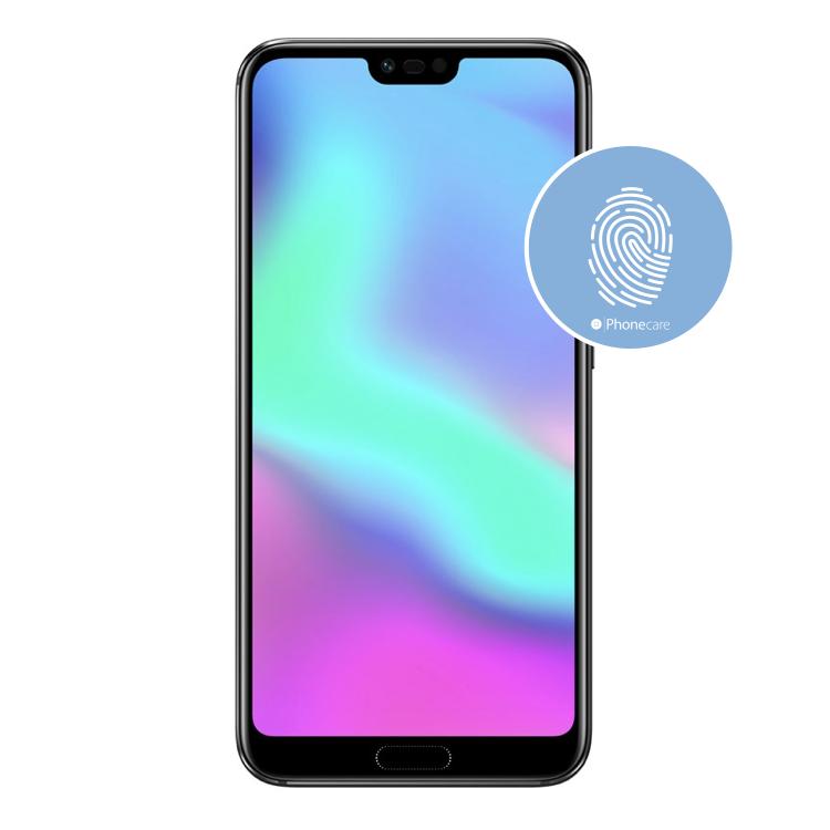 Austausch Fingerabdrucksensor / Fingerprint / Touch ID Honor 10
