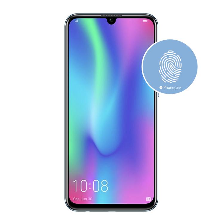 Austausch Fingerabdrucksensor / Fingerprint / Touch ID Honor 10 Lite